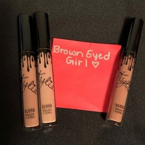 Kylie Cosmetics Lip Gloss Bundle